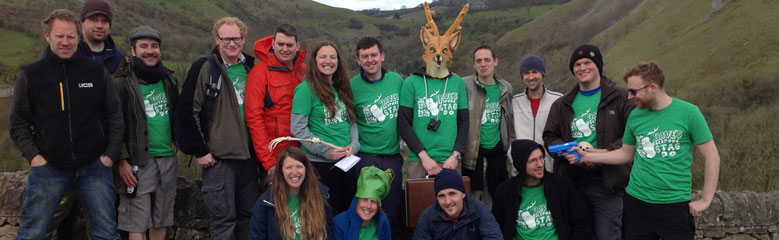 amazing stag weekends in the peak district